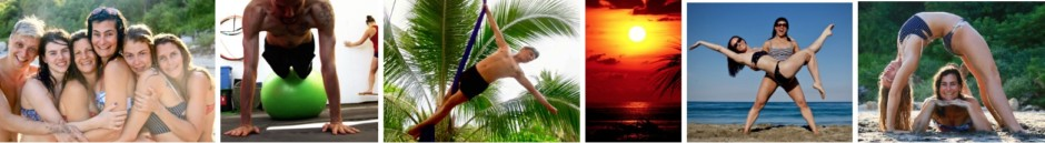 Yoga Fitness & Adventure Retreat